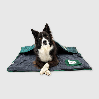 Quilted Premium Recycled Pet Blanket