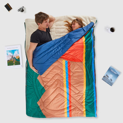 VOITED Recycled Ripstop Outdoor Camping Blanket