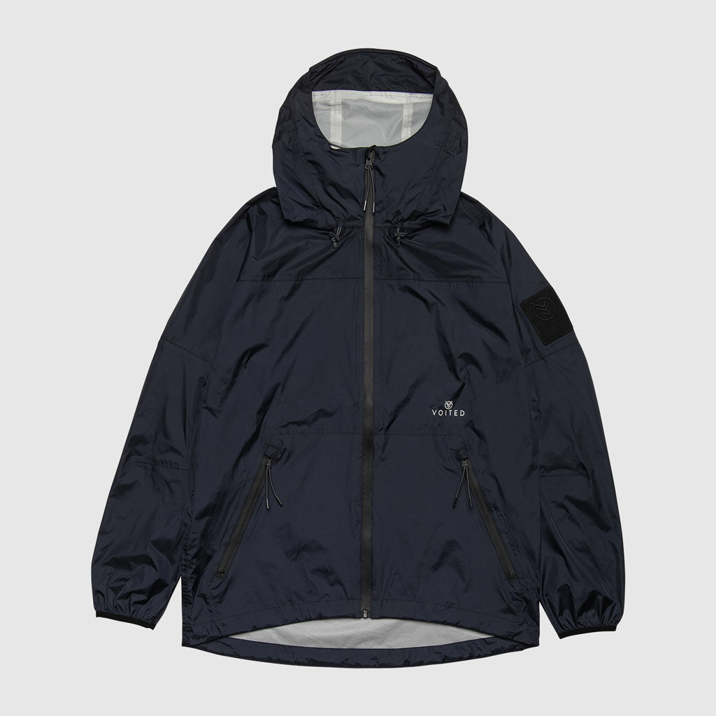 VOITED Gamma V-SJT1 Hooded Shell Jacket