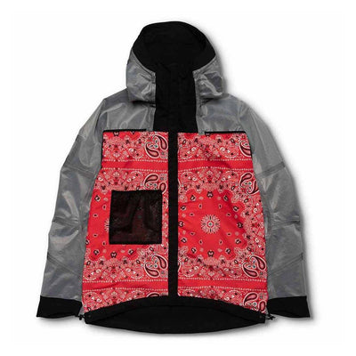 Alpha V-HJT1 Hooded Waterproof Jacket