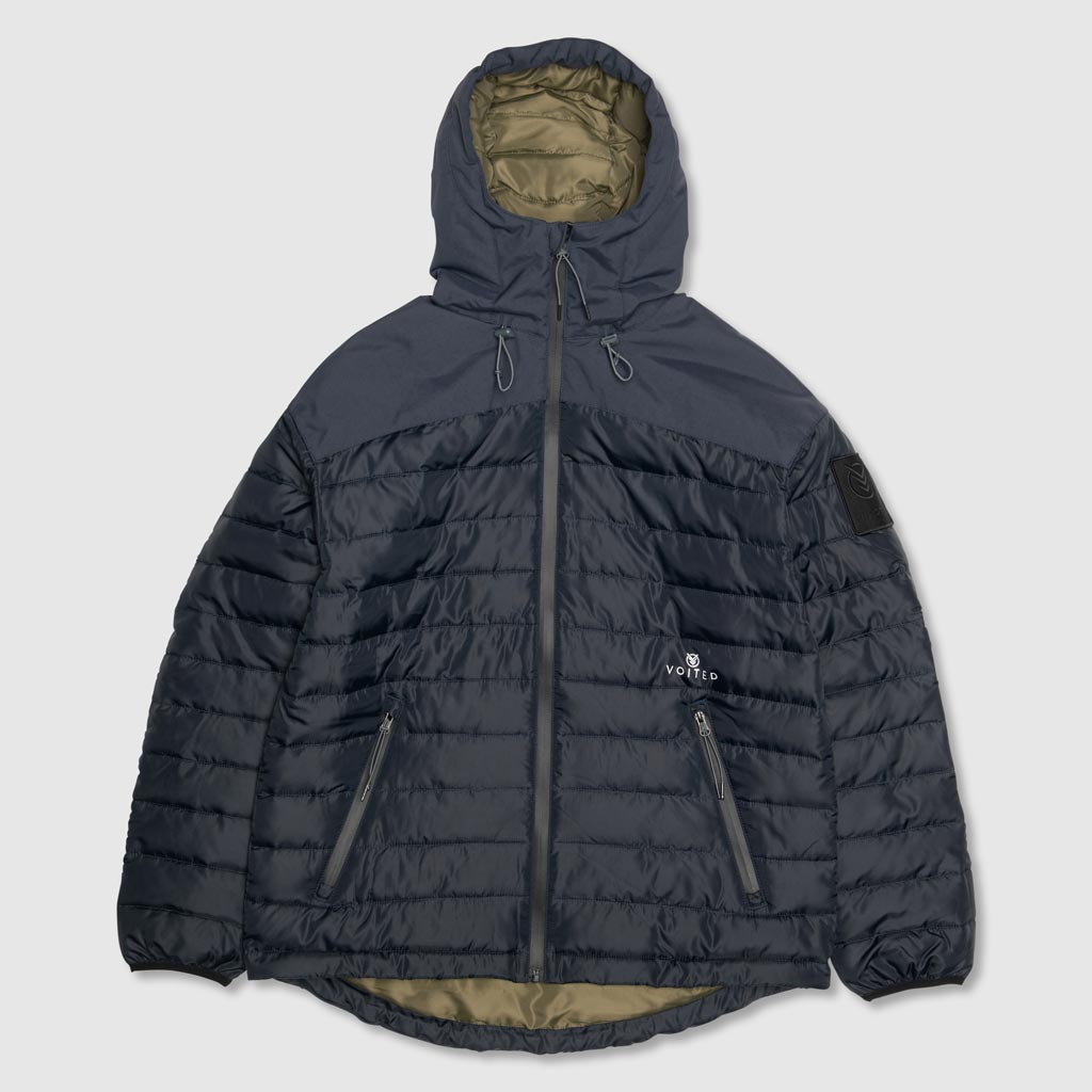 GAMMA V-NPT7 NANO PUFF SYNTHETIC DOWN JACKET DARK NAVY