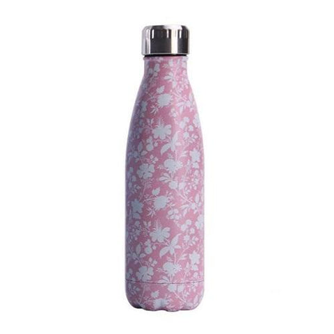 gourde inox liberty rose