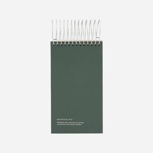 Monograph Notebook