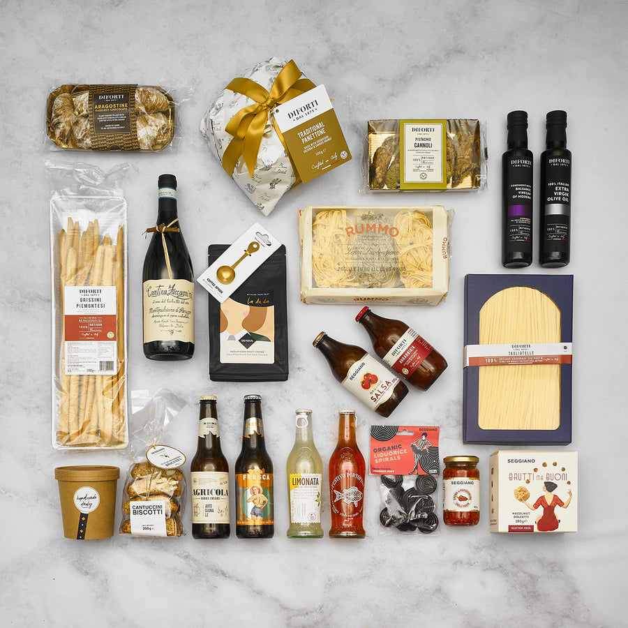 DEVOUR UP : Luxury Hamper ( Click & Collect Only)