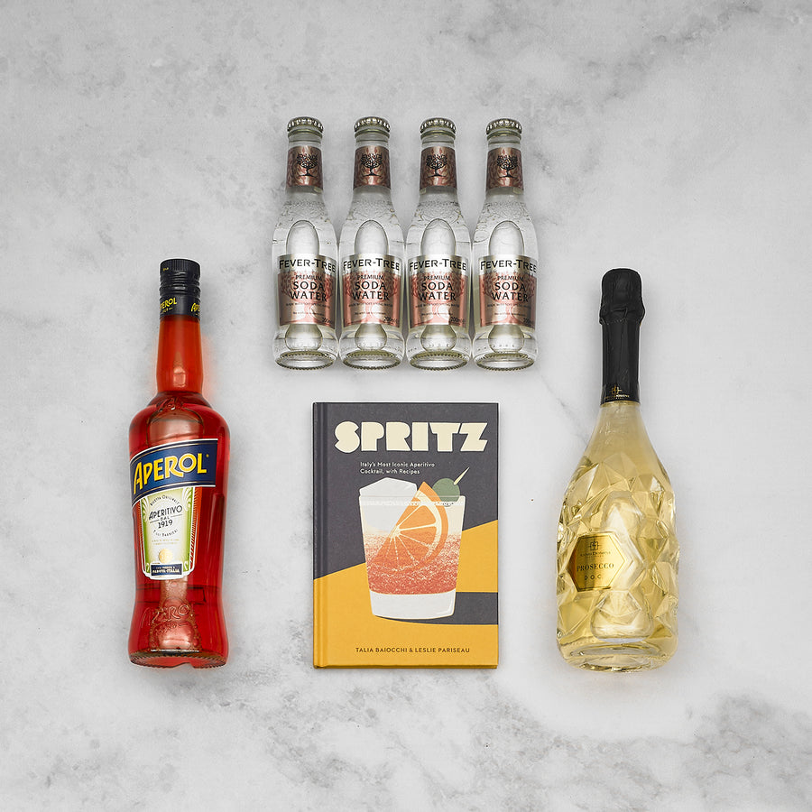 """Spritz"" The Night Away + Gift Voucher ( Click & Collect Only)"