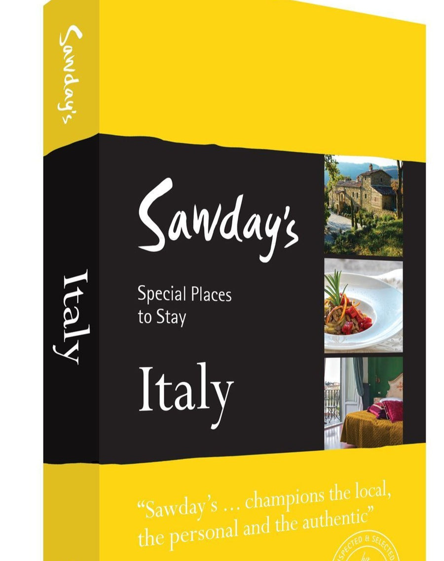 Sawdays Special Places Italy (10TH ED)