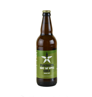 "Pure North Press- have ""an "" apple Cider - Medium Sweet Cider - 4.6%"