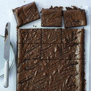 Salted Caramel Brownie (GF)