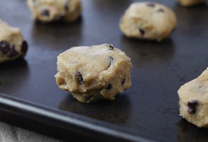 Cut & Bake Cookie Dough Roll (N)