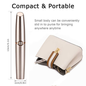 USB Rechargeable Electric Eyebrow Trimmer - beautylable