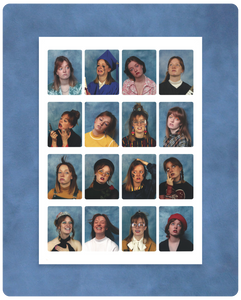 yearbook poster