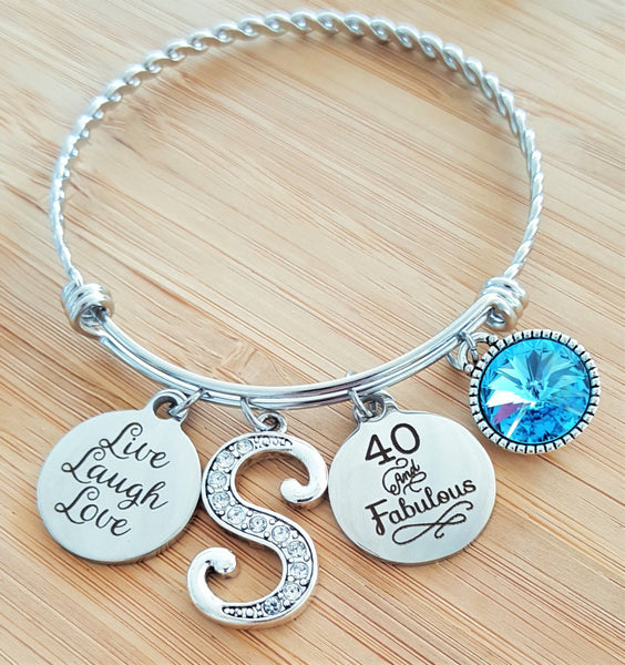 40 Birthday Gift 40th Birthday Gift Birthday Gift Birthday Gifts for Her Birthday Gift for Friend Birthday Gifts for Bestfriend 40 Year Old