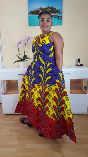 Kouga african attire for women - yalinat