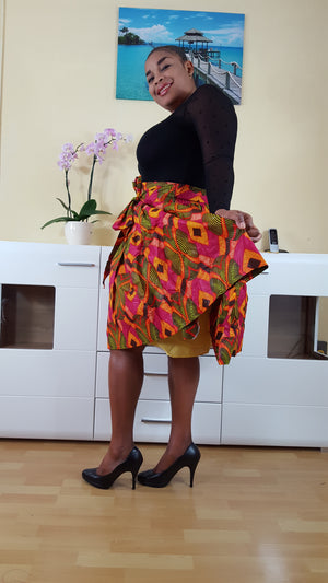Atou Kente cloth - yalinat