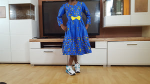 Popino African clothes for girls - yalinat