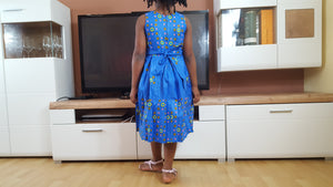 african  youbayou Dress for Girl. - yalinat