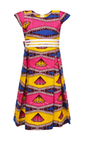 Natachi Ankara Dress for Girls - yalinat