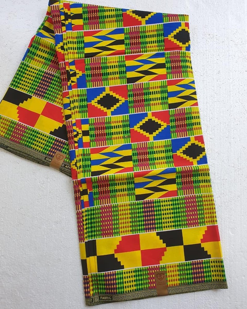 MS02146 (6 Yards) African Fabric | African Print | african print fabric |