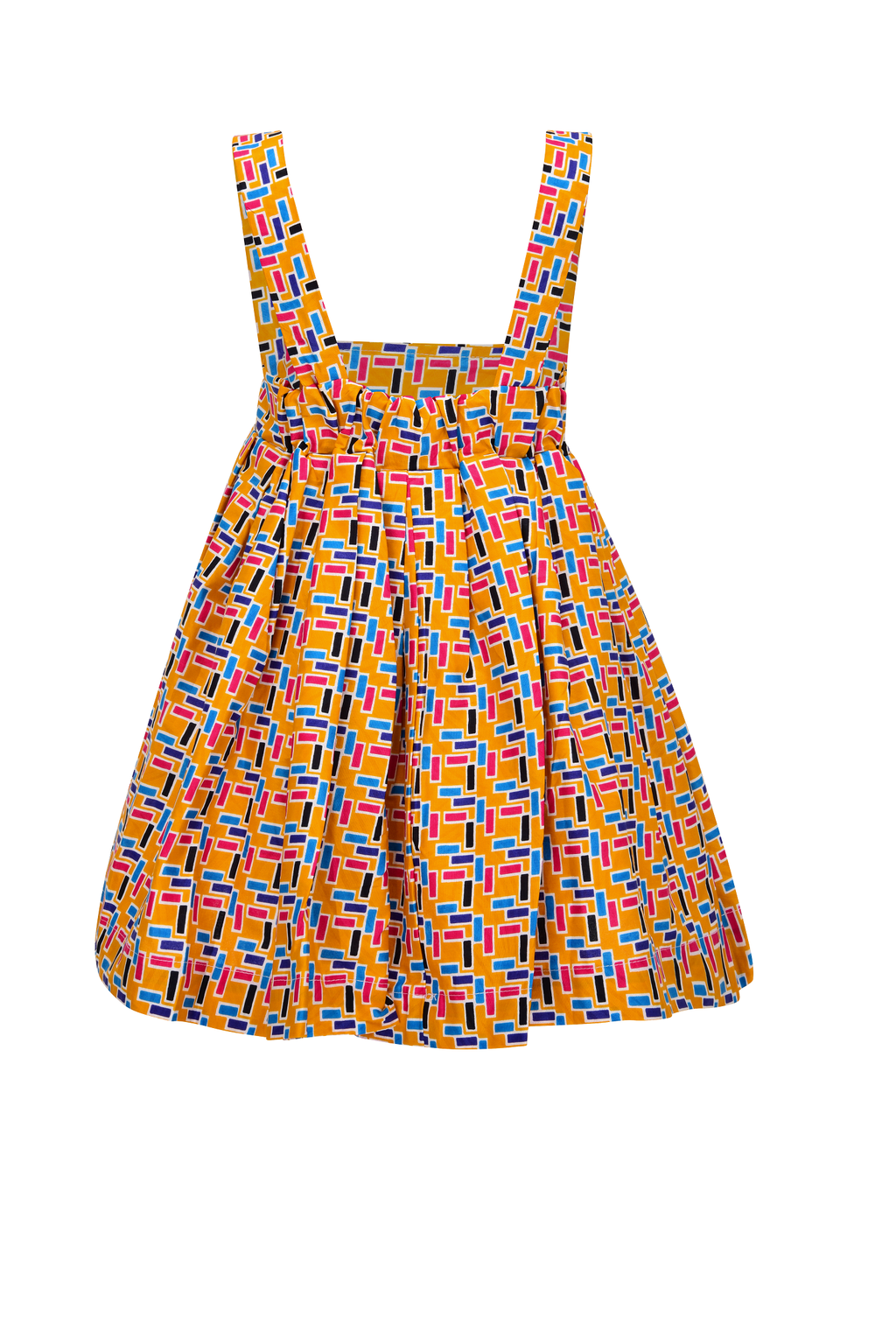 Sabina African Skirt for little girls - yalinat