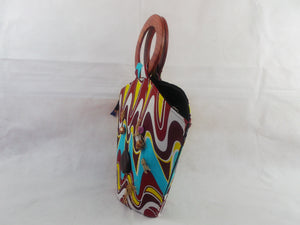 african print HB13 handbag for ladies. - yalinat