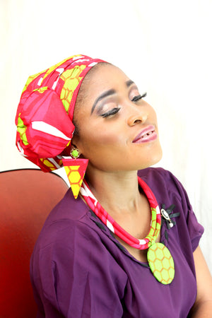 Celi african head wraps| african scarf| african clothes for women| - yalinat