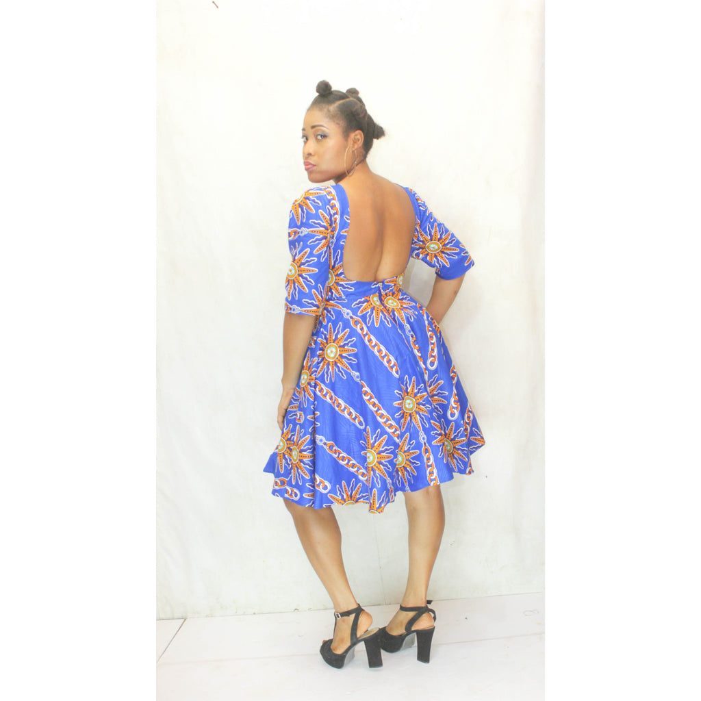 Angele african dress styles - yalinat