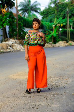 Eugenie african clothing for women - yalinat