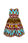 Sianou African dress styles for Girls - yalinat