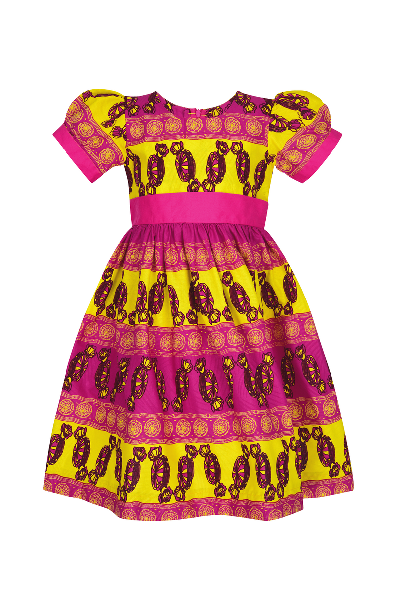 Chouba African clothes for kids - yalinat