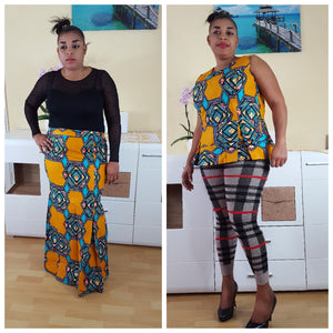 Doga Africa clothes skirts - yalinat