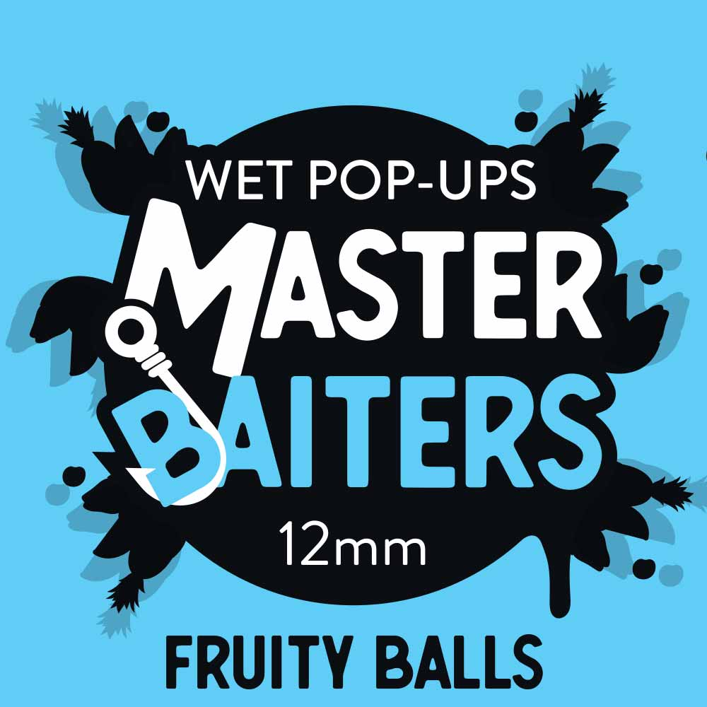 Fruity balls 12mm wet pop ups 50g