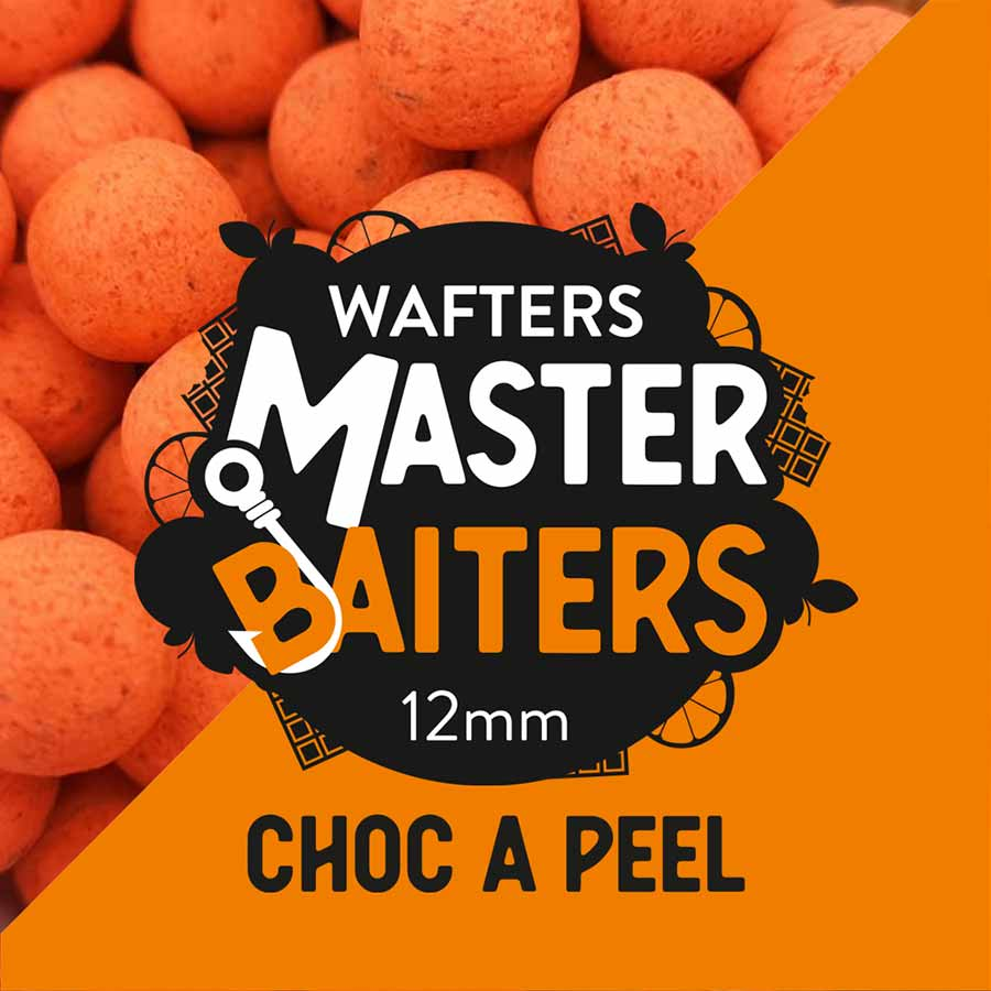 Choc A Peel Wafters