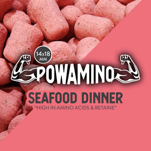 Seafood Dinner Powamino Dumbell Wafter
