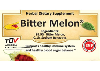 Bitter Melon® Food Supplement