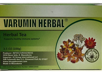 Varumin herbal® herbal tea