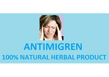Аntimigraine tablets® - against migraines and conditions of high temperatures (colds)