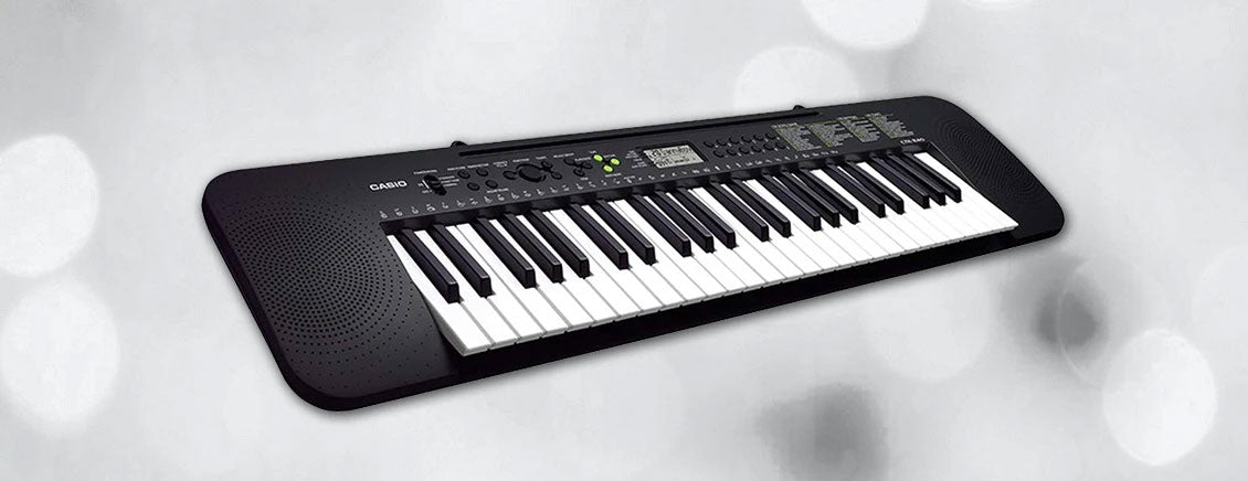 Product Review: Casio CTK-240 Keyboard