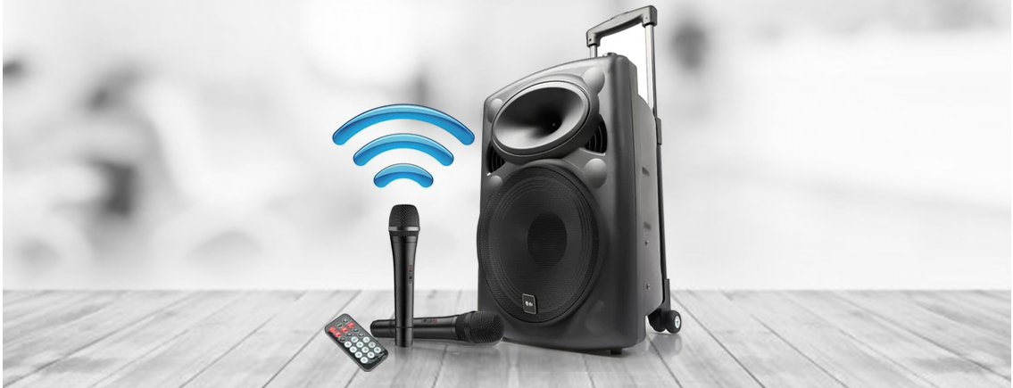 QTX QR12PA Portable PA System Review