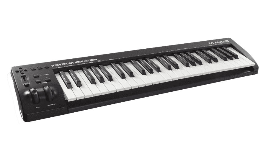 M-Audio Keystation 49 MK3 (2019) - Keyboard