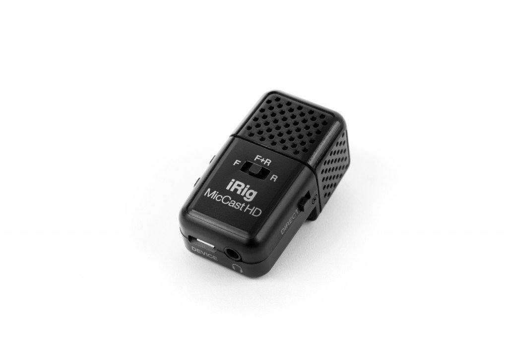 Audio Interface - IK Multimedia IRig Mic Cast