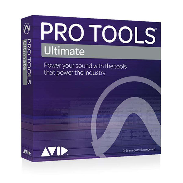 AVID Pro Tools Ultimate Multiseat Subscription - Min 5 Seats