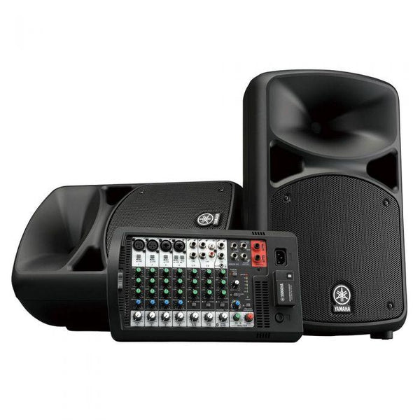 Guitar Accessory - Yamaha Stagepas 600BT Portable PA System With Bluetooth