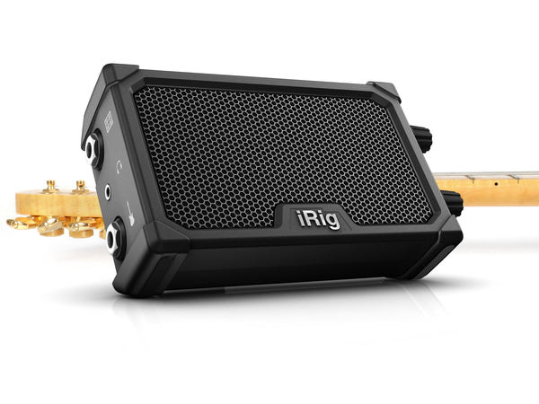 Guitar Amplifier - IRig Nano AB Micro Guitar Amplifier & IOS Interface