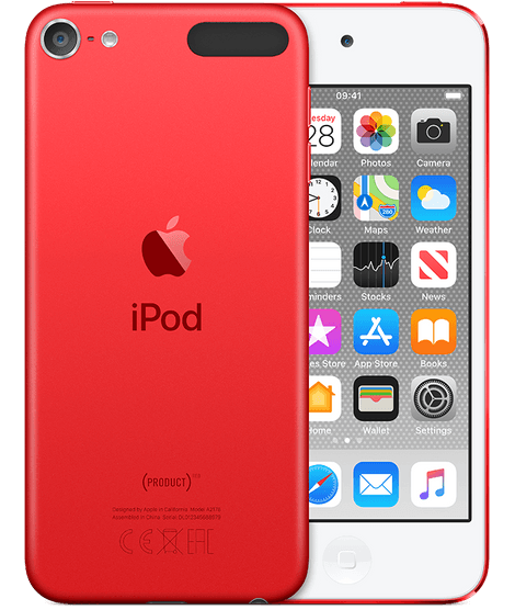 IPod - Apple IPod Touch 32GB - Red