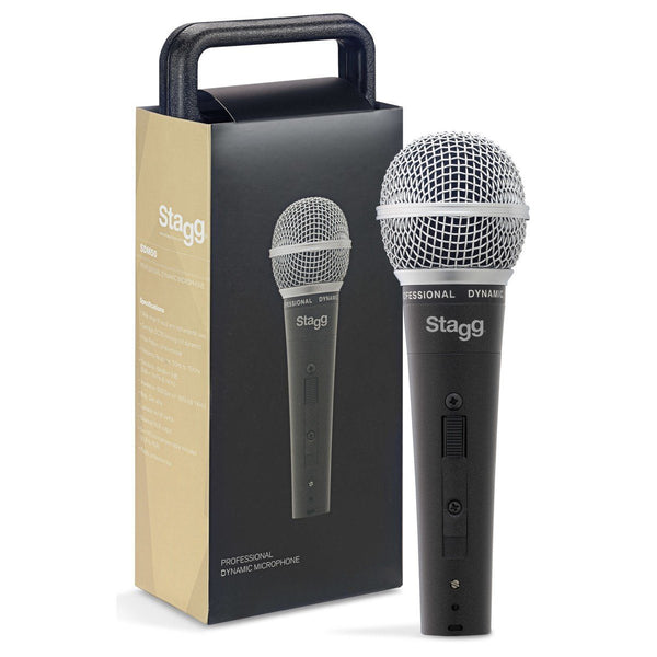 Microphone - Stagg Professional Cardioid Dynamic Microphone