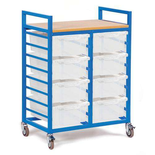 Monarch EF1800 - Music Storage Trolley