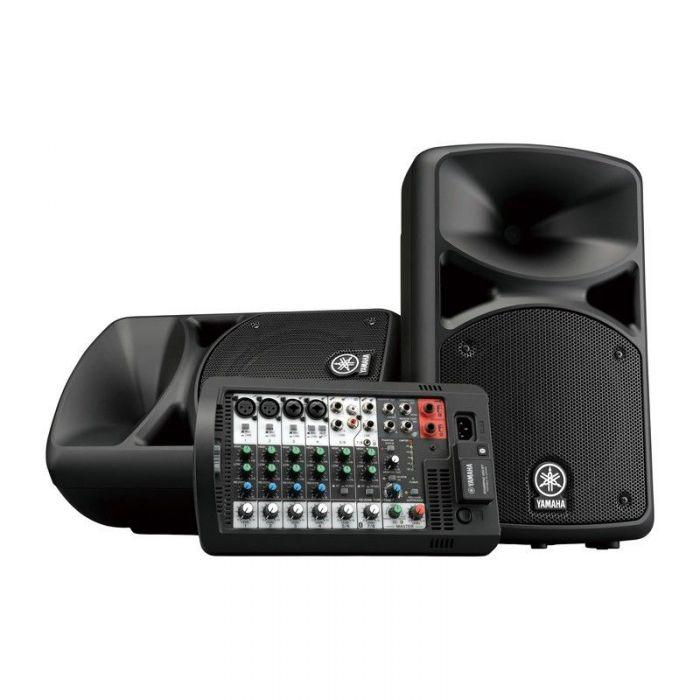 PA Accessory - Yamaha Stagepas 400BT Portable PA System With Bluetooth