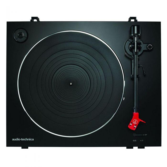Audio-Technica AT-LP3 Turntable - Black - Counterpoint
