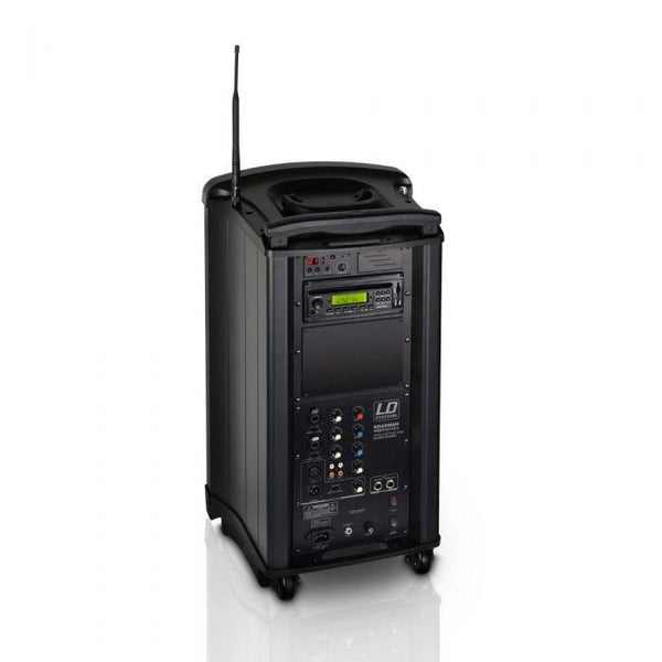 PA System - LD Systems ROADMAN 102 - 200W Wireless Portable PA System