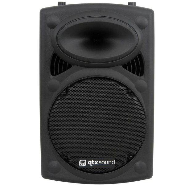 QR12 Passive Moulded PA Speaker Boxes 12""